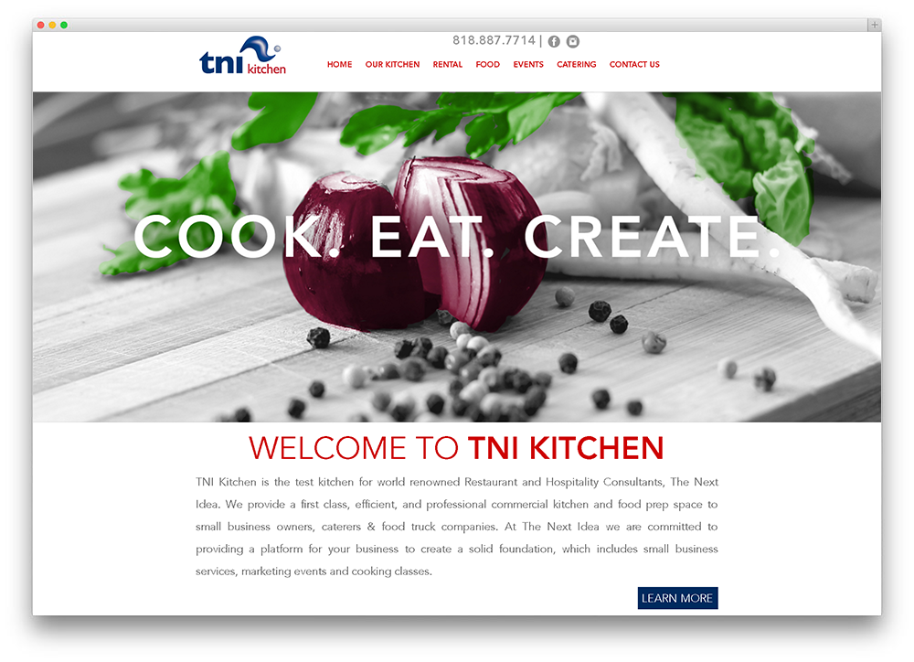 TNI Kitchen