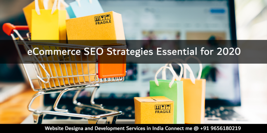 eCommerce SEO Strategies Essential for 2020