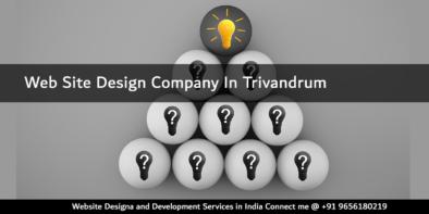 Web Site Design Company In Trivandrum