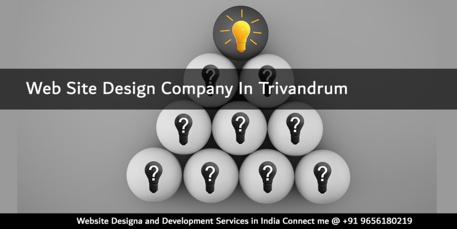 Web Site Design Company In Trivandrum
