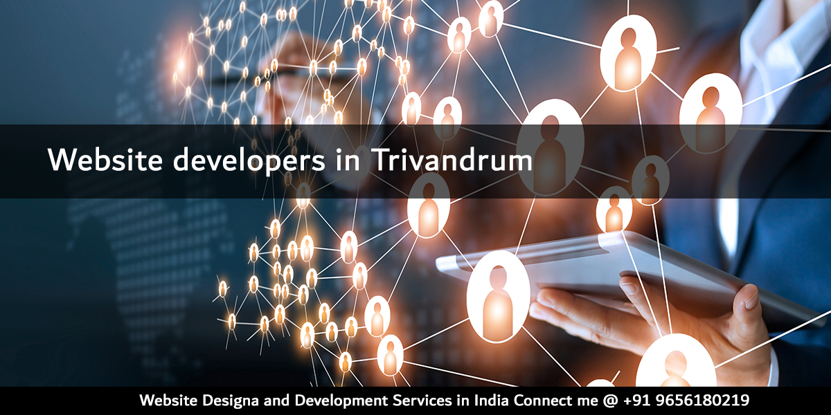 Website developers in Trivandrum