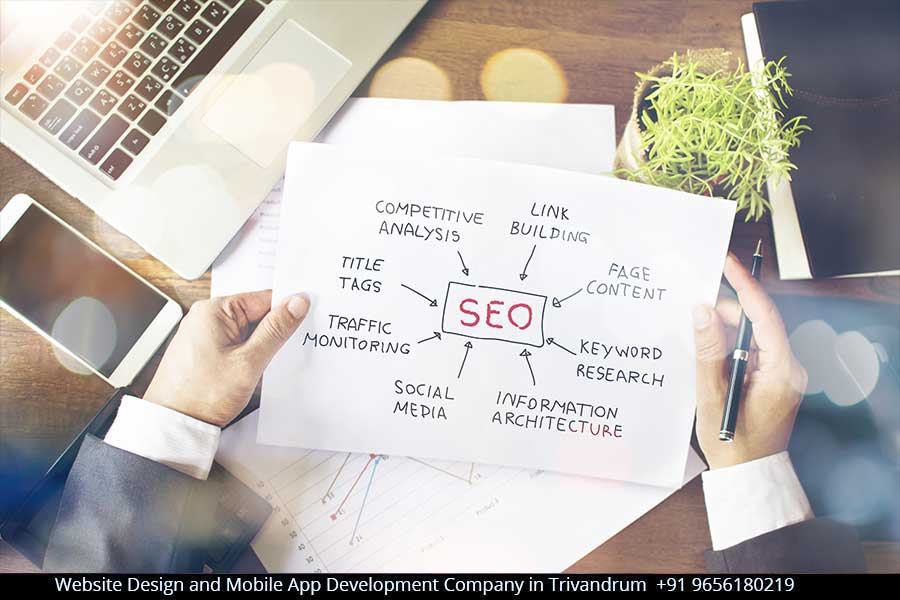 SEO company in Kerala for Re branding