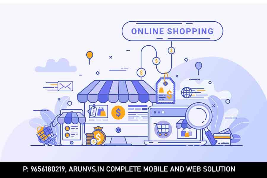 eCommerce apps in Kerala