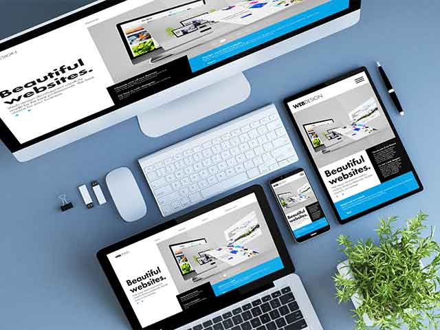 freelance website design in Trivandrum