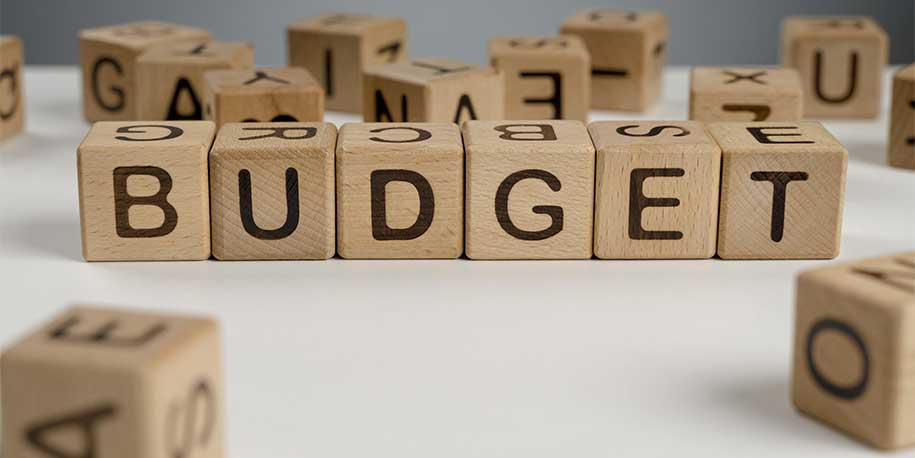 Plan Your Budget